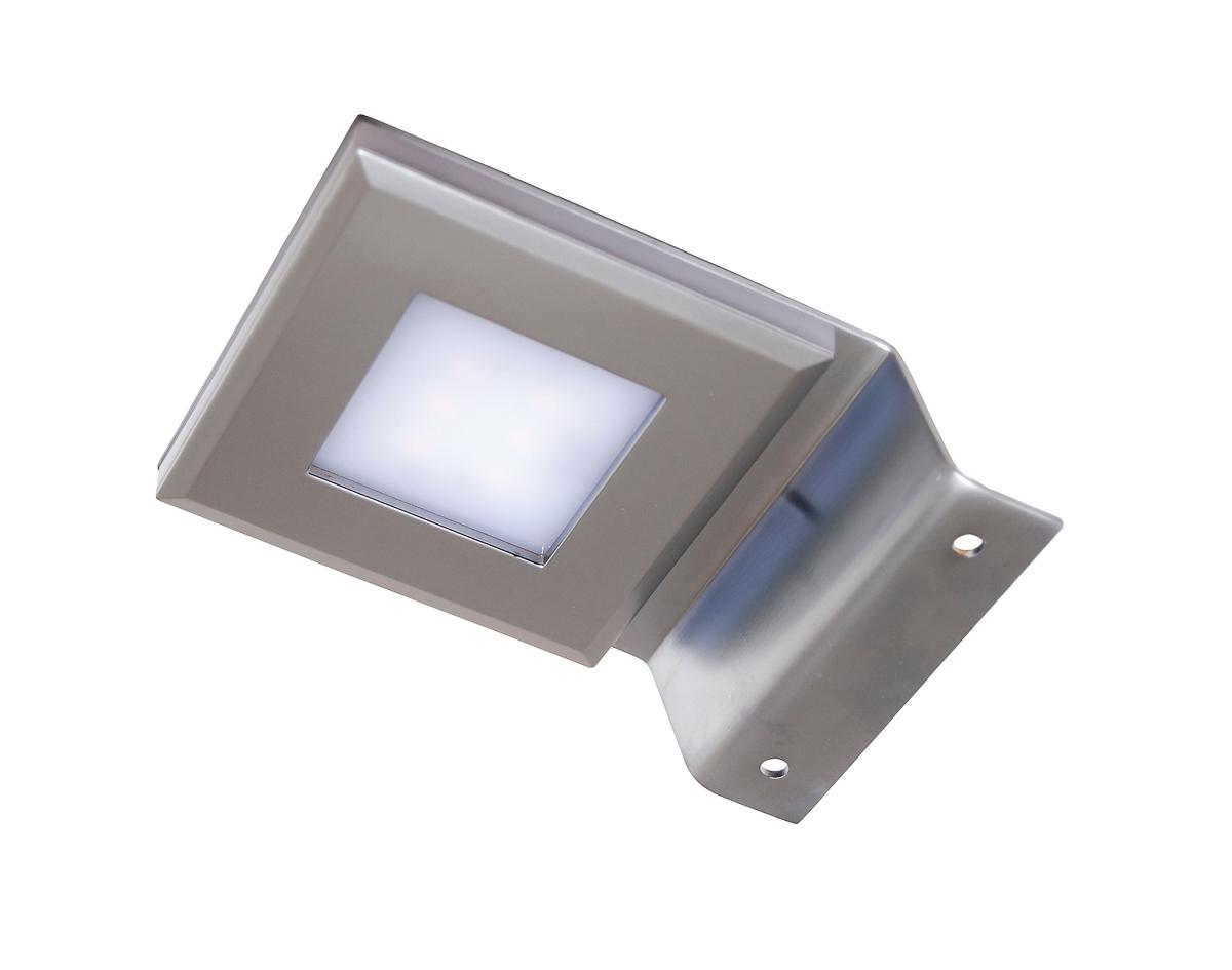 LED 0905 matta kromi
